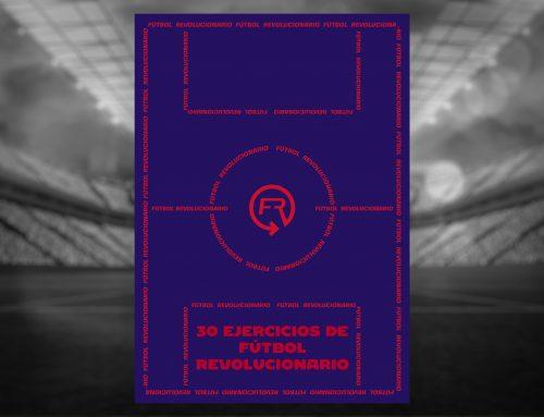 Ebook Gratuito – 30 ejercicios de Fútbol Revolucionario